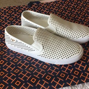 Like New Leather authentic Tory Burch sneakers